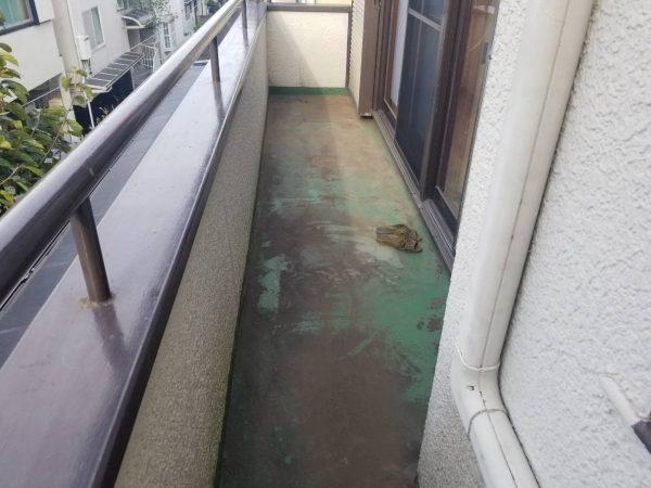 防水工事・株式会社APEX・武蔵野市K様邸 ウレタン防水