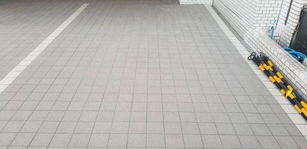 株式会社APEX・埼玉県・川越市・国際シンボルマーク・マーク施工