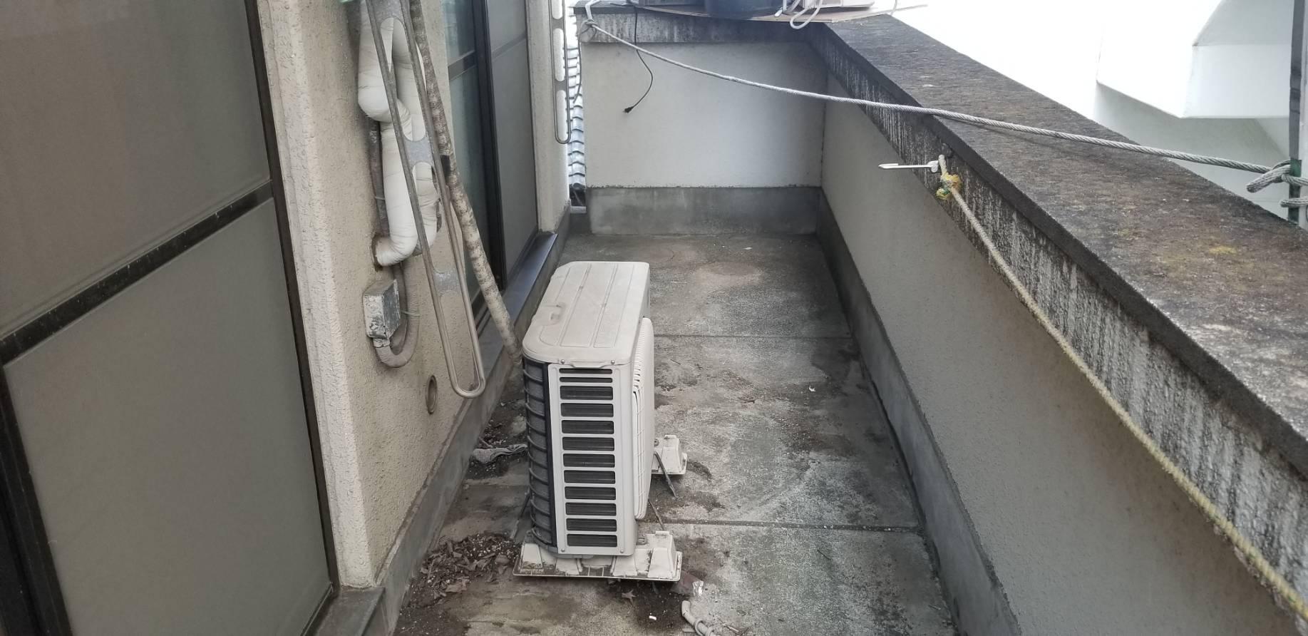 防水工事・株式会社APEX・埼玉県・川越市・バルコニー防水