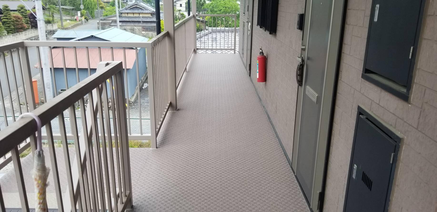 防水工事・株式会社APEX・埼玉県・小川町・防滑シート