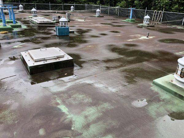 防水工事・株式会社APEX・埼玉県・日高市・ウレタン防水
