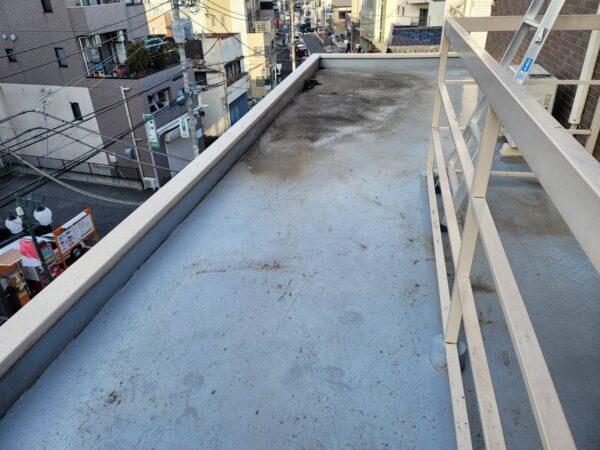 防水工事・株式会社APEX・東京都・中野区・ウレタン防水