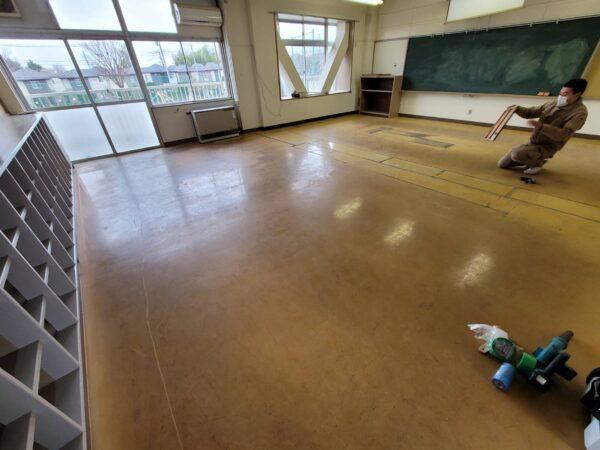 防水工事・株式会社APEX・東京都・西東京市・硬質ウレタン樹脂